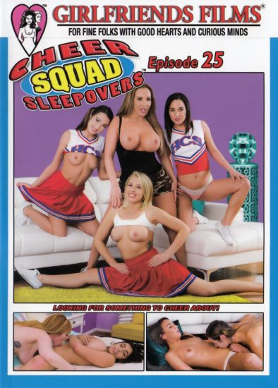 Cheer Squad Sleepovers 25 - DVD