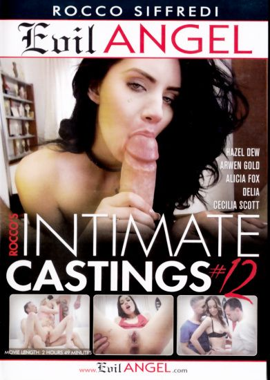 Roccos Intimate Castings 12 - DVD