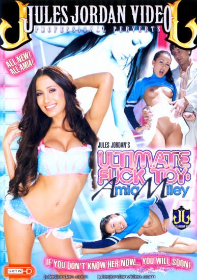 Ultimate Fuck Toy: Amia Miley - DVD