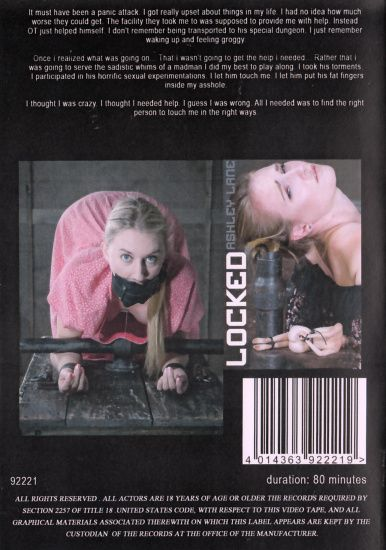 Of Sound Mind And Locked - DVD